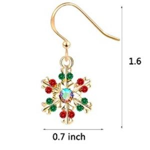 Must have holiday earrings